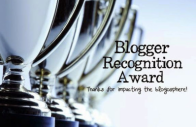 blogger's recognition